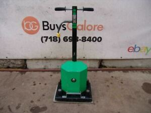 Silverline Floor Sander Square Buff 1218r 120 Volts Works Great 4