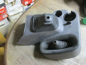 Dodge Ram Floor Console Cup Holder Manual Shifter 4wd 4x4 98 01 1500 2500 Mist