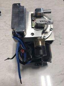 Cvr Performance 12 Volt Electric Vacuum Pump 4 amp P n Vp555