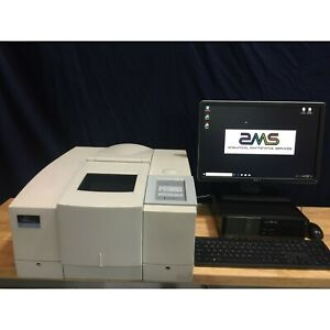 Perkinelmer Spectrum One Ft ir Spectrometer With Pc