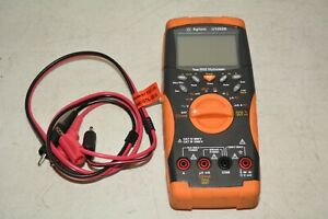 Agilent Keysight U1252b True Rms Multimeter Meter Digital Dmm m17