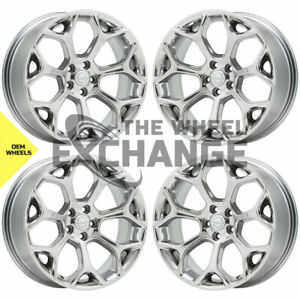 20 Chrysler 300 Pvd Chrome Wheels Rims Factory Oem Set 4 2539 Exchange