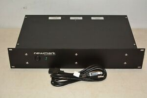 Newmark Systems Nsc g4 x2 Motion Controller m82