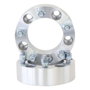 2pc 2 5x5 5 5x139 7 Wheel Spacers Adapter Dodge Ram 1500 Ford F 150 E 150