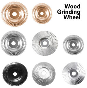 Wood Tungsten Carbide Grinding Wheel Sanding Carving Tool For Angle Grinder