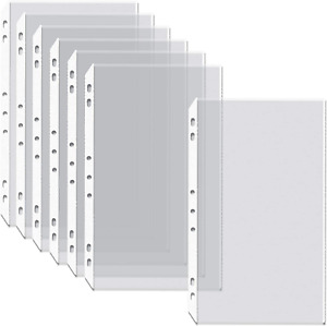 100 Box Legal Size Clear Heavyweight Poly Sheet Protectors By Gold Seal