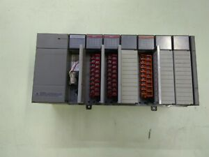 Allen Bradley Slc 500 Plc Power Supply And Modules 1747 l514 Computer Control