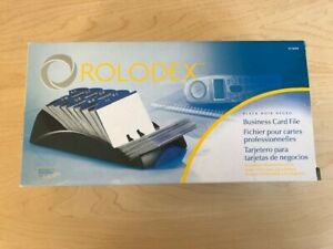 Super Discounted Rolodex Business Card File