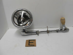Vintage Perfection Car Truck Low Rider Boat Rat Rod Spot Light Chrome E