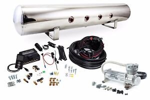 Air Management Package With Air Lift Performance 3p Ride Height Control System