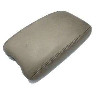2000 Toyota Land Cruiser Arm Rest Armrest Pad Cushion Tan Oem 00