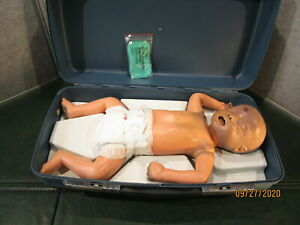 Laerdal Resusci Baby Cpr Training Infant Manikin With Hard Case