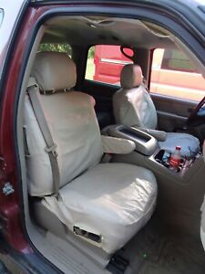 2000 2004 Chevy Suburban And Tahoe gmc Yukon Exact Fit Seat Covers Taupe