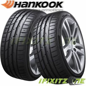 2 X Hankook K117 Ventus S1 Evo2 245 35r19 93y Xl Ultra High Performance Tires