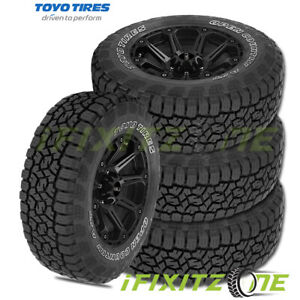 4 Toyo Open Country A T Iii Owl Lt265 70r17 10 Ply All Terrain Tires 50000 Mile