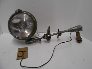 Vintage Unity Car Truck Low Rider Boat Rat Rod Spot Light Chrome Spotlight J