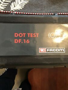 Facom Dot Test Df 16 Brake Fluid Tester