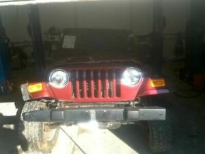 Motor Engine 4 150 2 5l Vin P 8th Digit Fits 97 98 Wrangler 2327739