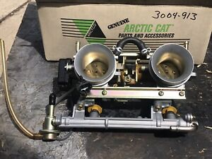 Arctic Cat Efi Throttle Body With Red Injectors 96 Ext Pantera Dlx 580 3004 913