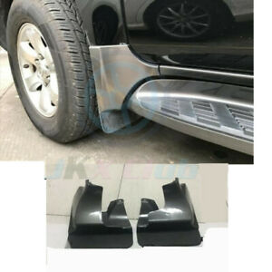 2pcs Front Mud Splasher Mudapron L For Toyota Land Cruiser Prado Fj120 2003 2009