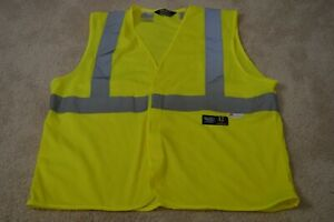 Walls Work Wear 3m Reflective Material Safety Work Vest Chest 38 40 Medium
