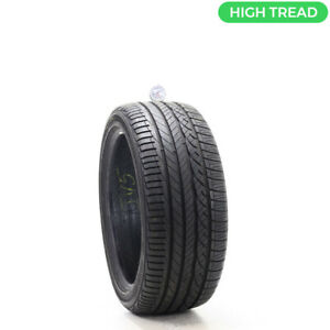 Used 245 40r18 Dunlop Conquest Sport A S 93y 9 5 32