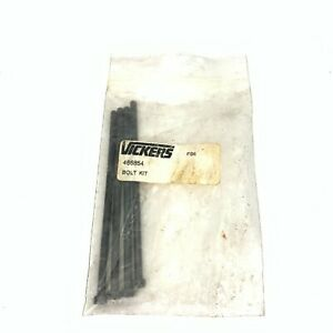 Vickers 466854 Bolt Kit Fs6 Pack Of 4