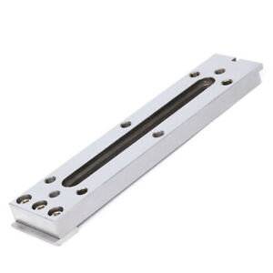 220x50x15mm Wire Edm Fixture Board Stainless Jig Tool Clamping Leveling 8 66in