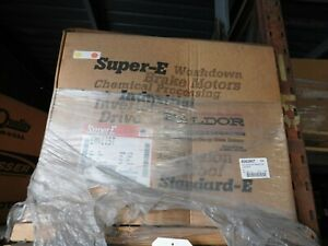 Baldor 50 Hp Super E Electric Motor Frame 326t 1775 Rpm Tefc 230 460v
