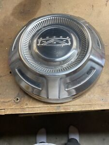1 Used 1967 72 F250 Dog Dish Ford Truck Chrome Oem Hubcap