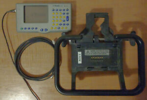 Trimble Acu W Holder Power Cable Good Condition