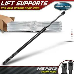 1pc Front Hood Lift Support Shock Struts For Gmc Acadia 2007 2013 25796761 Suv