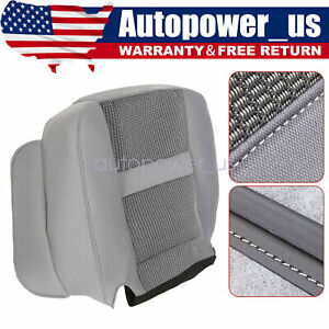 Front Left Driver Side Seat Bottom Cover Cushion Fit 2006 2010 Dodge Ram 2500