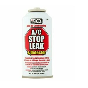 Id Quest Lds1 R134a A C Stop Leak Sealer And Detector Self Sealing Can 3oz