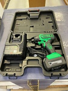 Matco Mcl2038hiwg 3 8 Impact With Case And Battery Charger