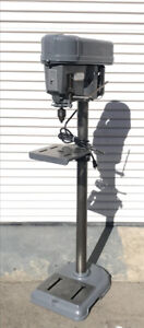 Rockwell 1 2 Hp 15 Drill Press 1 2 Chuck Model 15 017 Made In Usa