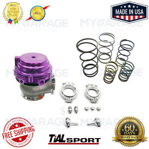 Tial Mv S Purple 38mm 304l Stainless Steel Authentic Wastegate W V Band Flanges