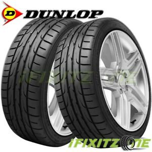 2 New Dunlop Direzza Dz102 Ultra High Performance 205 55r16 91v Summer Tires