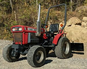 1994 Massey Ferguson 1120 W 60 Rear Blade Only 817 Hours 4wd 45701 Athens