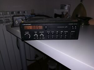Blaupunkt Vintage Car Radio Porsche Bmw Mercedes Vw