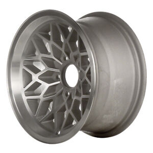 Alloy Wheel 15x8 As Cast W a Machined Face Snowflake Design 5x4 75 Bolt Pattern