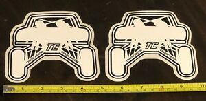 2 Total Chaos Racing Decals Stickers Offroad Pulling Ultra4 Trophy Raptor Buggy