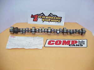 Comp Cams Solid Roller Camshaft 55mm For Sb Chevy 673 Lift Gaerte Crane Crower