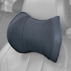 Car Seat Headrest Neck Pillow Memory Foam Neck Pain Relieved Cervical Support