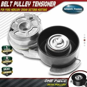 Belt Tensioner For Ford Lincoln Mercury Crown Victoria Mustang Town Car V8 4 6l