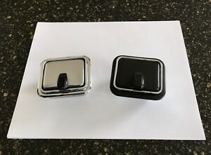 Nos 1969 70 Shelby Gt Mustang Center Console Ashtray Trim Bezel Oem Unpainted