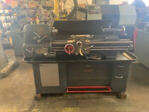 Clausing Lathe 13 X 36 Sold For Parts
