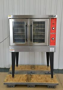 Vulcan Model Vc4ed Electric Convection Oven 208v 3 Ph