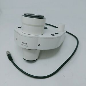 Zeiss Microscope Axiovert 200m Motorized Condenser Phase Contrast 1005 848