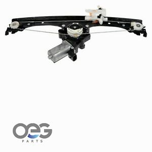 New Window Regulator And Motor Assembly For Fiat 500 12 14 Front Left 68070267ac